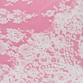Lace of Calais® Fabric - ivory Adelaïde x 10cm