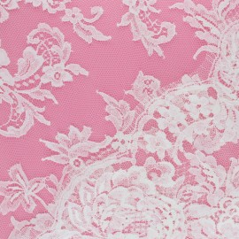 Lace of Calais® Fabric - ivory Louise x 10cm
