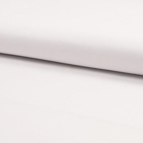 Tissu pour masque coton antibactérien - Blanc x 10cm