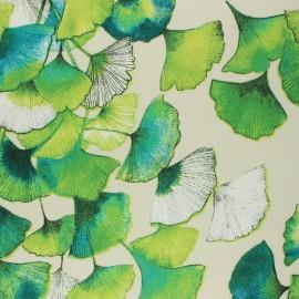 Tissu Toile Transat Dralon® Managua - Vert x 10cm