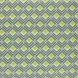 Tissu Toile Transat Dralon® Carica - Vert x 10cm