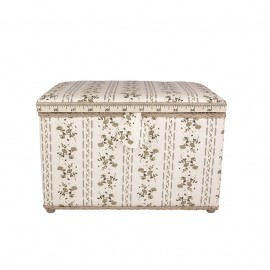 Large Size Sewing Box - raw Florie