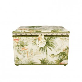 Large Size Sewing Box - Tropicali