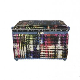 Medium Size Sewing Box - Bianca