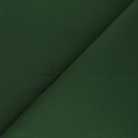 Cotton Fabric - Imperial green x 10cm