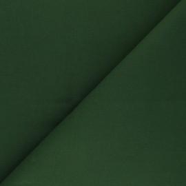 Tissu Coton uni Nuance - vert impérial x 10cm