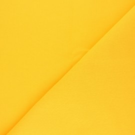 Plain Cotton Fabric - Sun yellow Nuance x 10cm