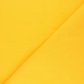 Tissu Coton uni Nuance - Soleil x 10cm
