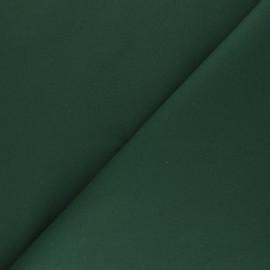 Tissu Coton uni Nuance - Sapin x 10cm