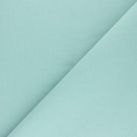 Tissu Coton uni Nuance - Céladon x 10cm