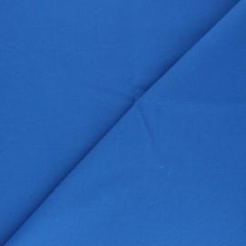 Cotton Fabric - Royal blue Nuance x 10cm