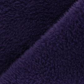 Tissu Fourrure Tamia - violet x 10cm