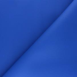 Imitation leather Karia - Sapphire blue x 10cm