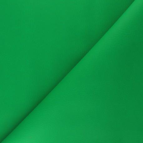 Imitation leather Karia - Meadow green x 10cm