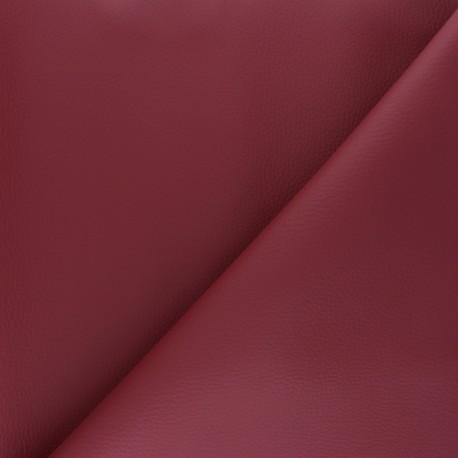 Imitation leather Karia - purple red x 10cm