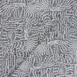 Tissu rayonne AGF Kushukuru - Everlasting Imprint x 10cm