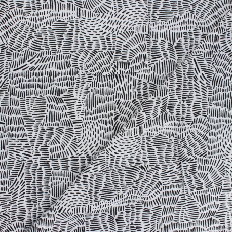 AGF Rayon fabric - Kushukuru - Everlasting Imprint x 10cm