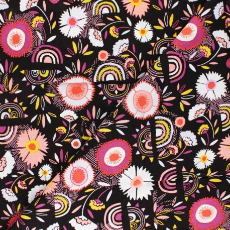 Tissu rayonne AGF Kushukuru - Divine Pacha x 10cm