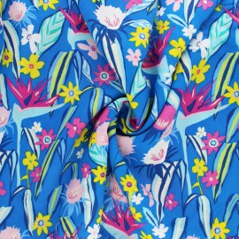 AGF Rayon fabric - Hello Sunshine - Tropic Like it's Hot x 10cm