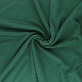 Tissu Mind the Maker Viscose interlock - vert x 10cm