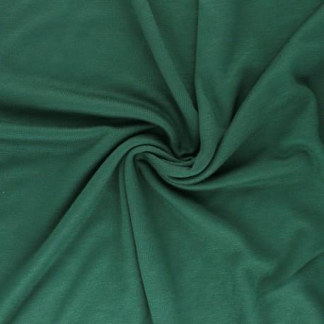 Mind the maker interlock Viscose fabric - black x 10cm