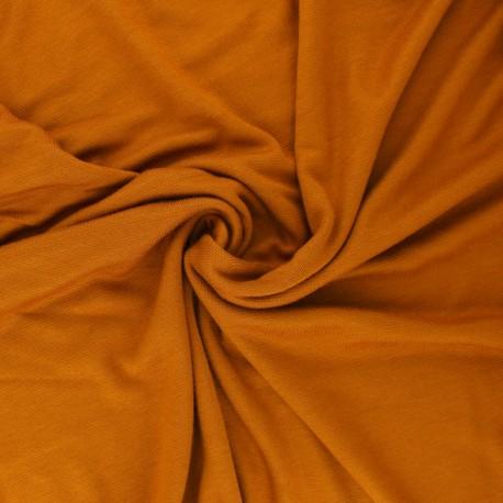 Mind the maker interlock Viscose fabric - blue x 10cm