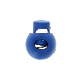 Cord Lock Stopper - blue ball