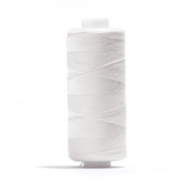Sew-all thread Oeko-tex® 1000 m - white