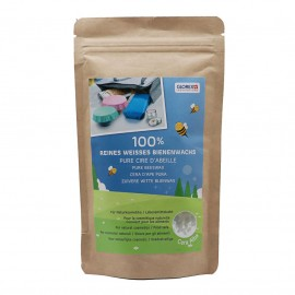 Cire d'Abeille Naturelle - contact alimentaire 500gr