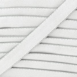 Stretch lingerie elastic 10mm - white