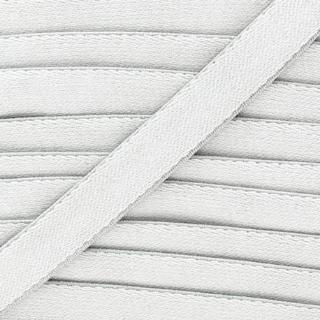 Stretch lingerie elastic 10mm - white