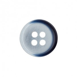 Polyester Button Arly - Blue