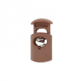 Arrêt Cordon Polyester Hood 30 mm - Mocha