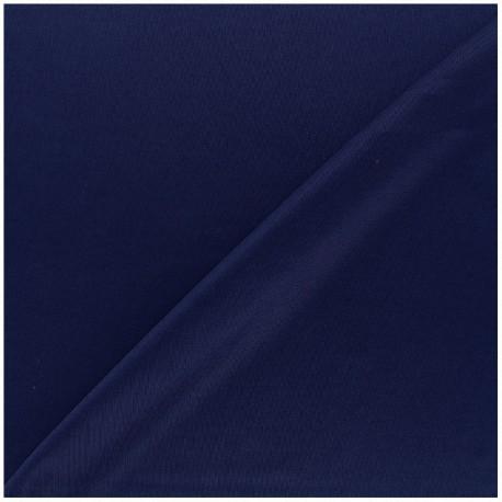 Lining jersey fabric - navy x 10cm