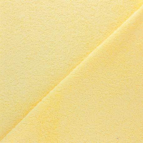 Sponge Zorb fabric - Peach Baby bamboo x10cm