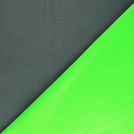 Tissu Softshell Neon - vert fluo x 10cm