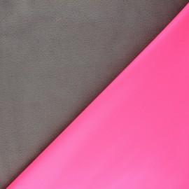Softshell fabric Neon - pink x 10cm