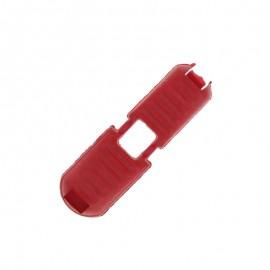 Embout de Cordon Polyester Cap - Rouge