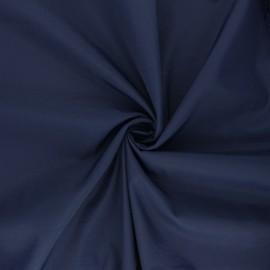 Tissu polyamide déperlant souple - bleu marine x 10cm