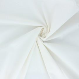 Tissu polyamide déperlant souple - écru x 10cm