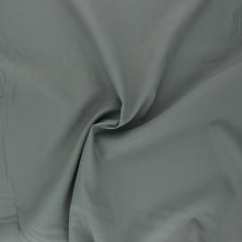Tissu polyamide déperlant souple - gris x 10cm