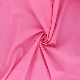 Tissu polyamide déperlant souple - rose bonbon x 10cm