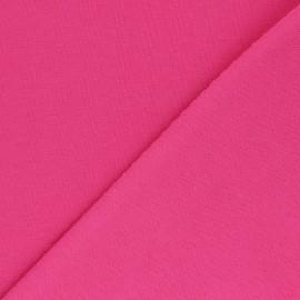 Jersey tubulaire Bio - fuchsia x 10cm
