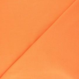 Jersey tubulaire Bio - abricot x 10cm