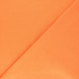 Organic tubular Jersey fabric - apricot x 10cm