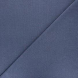 Jersey tubulaire Bio - gris plomb x 10cm