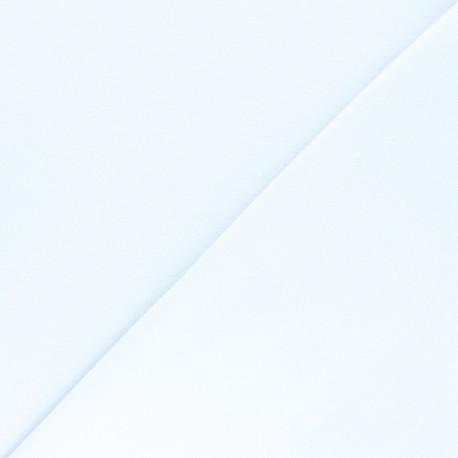 Tubular Jersey fabric - White x 10cm