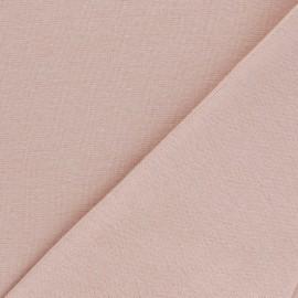 Jersey tubulaire Bio - nude x 10cm
