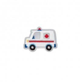 Thermocollant réfléchissant Véhicules - ambulance
