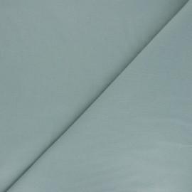 Tissu Flanelle Douceur - vert céladon x 10cm